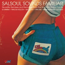 The Salsoul Orchestra, Ge-ology, Sonya Distel, Joe Bataan, The Strangers, Jaime Lynn, Civil Attack, DJ Spinna - Salsoul Sounds Familiar