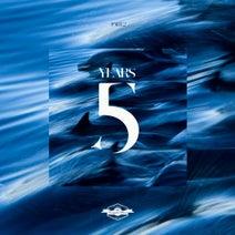 Deep Sound Express, Too Techs, Max Lyazgin, WD2N, Gabriel Rivers, Framewerk, Symbols, Satin Jackets, Stereoteric, Deep Sound Effect - 5 Years Anniversary, Pt. 2