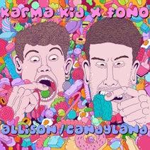 Fono, Karma Kid - Allison / Candyland