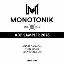 Andre Salmon, Titan Road, Relativ (NL), AR - ADE Sampler 2018