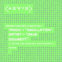 Dave Dowsett - Oscillation