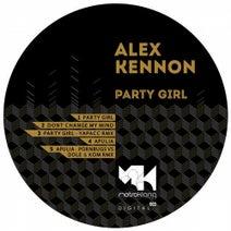 Alex Kennon, Yapacc, Yapacc, Pornbugs Vs. Dole & Kom Remix, Pornbugs Vs. Dole & Kom Remix - Party Girl