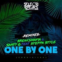 Detach, BreaksMafia, Steppa Style, Santy G, MURIX - One By One EP (Remixes)