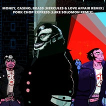 Hercules & Love Affair, PBR Streetgang, Luke Solomon - Remixes