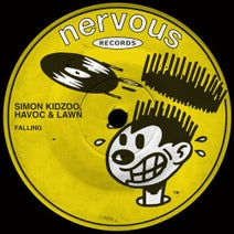Simon Kidzoo, Havoc & Lawn, Milldyke, Kevin Corral, Elliot Fitch - Falling