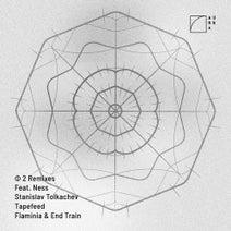 Ness, Burden, DLTN, Stanislav Tolkachev, Tapefeed, Flaminia, End Train - PHI 2 Remixes