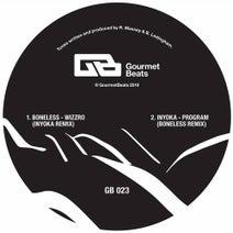 Inyoka, Boneless, Inyoka, Boneless - Wizzro / Program (Remixes)