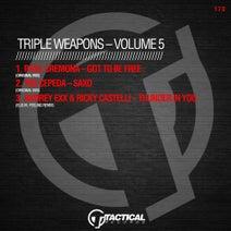 Raul Cremona, Yas Cepeda, Ricky Castelli, Andrey Exx - Triple Weapons - Volume 5