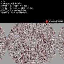 Bardia F, K-Ten, Nitin, David Scuba - Rules Of Disco