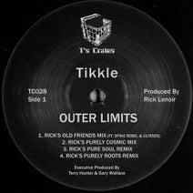 Ulysses, Spike Rebel, Tikkle, Rick Lenoir - Outer Limits
