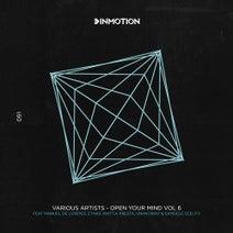 "Manuel De Lorenzi, Mattia Presta, Samuele Scelfo, Unknown7, Etnas - Various Artists 'Open Your Mind"" Vol 6"