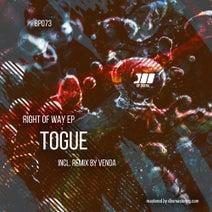 Toguè, Venda - Right Of Way