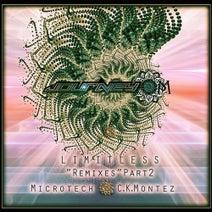 Hypnocoustics, Microtech, JourneyOM, C.K. Montez - Limitless Remixes Part 2 (Remixes)