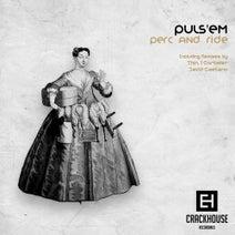 Puls'em, Thin., David Caetano, Corbeler - Perc and Ride
