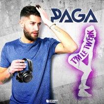 Paga - T'm le twerk (Extended club mix)