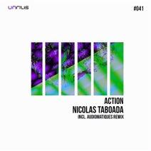 Nicolas Taboada, Audiomatiques - Action