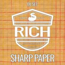 Jon Rich, Shugar House, Mama House, Rocket Master - Sharp Paper