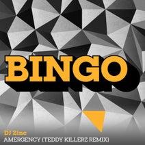 DJ Zinc, Teddy Killerz - Amergency (Teddy Killerz Remix)