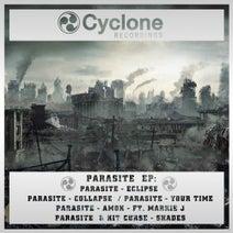Parasite, Markie J, Kit Curse - Eclipse E.P