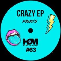 Figio's, Çesc - Crazy EP