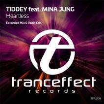 Tiddey, Mina Jung - Heartless