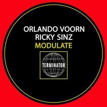 Orlando Voorn, Ricky Sinz - Modulate