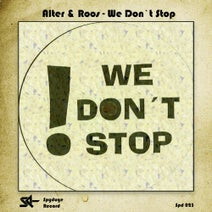 Roos, Alter - We Don't Stop