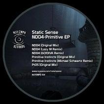 Static Sense, Lazy M, GO!DIVA, Michael Schwartz - ND04-Primitive EP