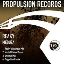 Reaky, Reaky, Michal Poliak, Peppelino - Meduza