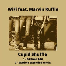 Wifi, 5&Dime - Cupid Shuffle feat. Marvin Ruffin