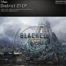 TiRax, N'gwa - District 21 EP