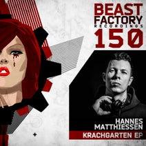 Hannes Matthiessen - Krachgarten EP