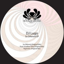 DJ Lugo - So Different EP