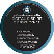 Spirit, Digital - The Revolution