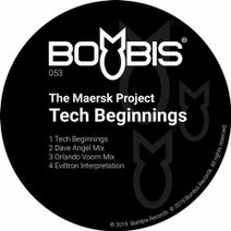 The Maersk Project, Dave Angel, Orlando Voorn, Eviltron - Tech Beginnings