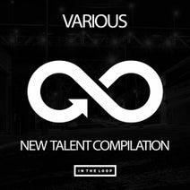 DeeAfro, Lizzie France, Memz, EROZ, Giu Diana, Ilario Laggetta, Jerome Withers - New Talent Compilation