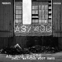 AS 400, Mathias Woot - AS303 Parts