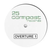 Beanfield, Roman Fluegel, Ron Deacon, I:Cube, A Forest Mighty Black, Ripperton, Marsmobil - 25 Compost Records - Overture 1 EP