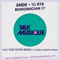 Emde, Tom Flynn, Angelo Draetta - TQ016 - Rosicrucian EP