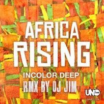 DJ Jim, Incolor Deep - Africa Rising (feat. Tantra Zawadi) [DJ Jim Remix]