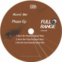 Roni Be - Phase EP