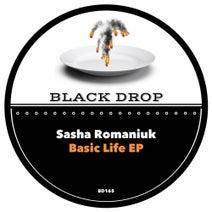 Sasha Romaniuk - Basic Life EP