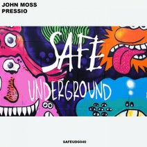 John Moss, Jojo Angel - Pressio EP