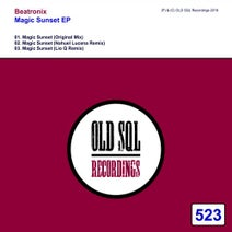 Beatronix, Nahuel Lucena, Lio Q - Magic Sunset EP