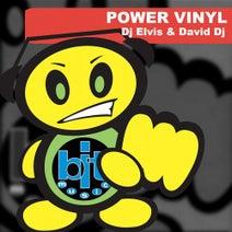 DJ Elvis, David Dj - Power Vinyl