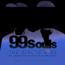 99 Souls - The Girl Is Mine featuring Destiny's Child & Brandy