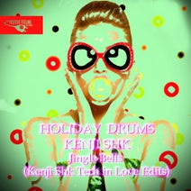 Kenji Shk, Kenji Shk, Holiday Drums - Jingle Bells (Kenji Shk Tech in Love Edits)