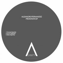 Alejandro Fernandez - Proximate EP