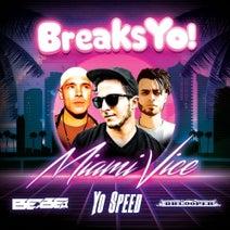 Yo Speed, Bebe, Bebe Breaks, dB Cooper - Miami Vice EP