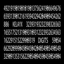 Kelayx - Digits
